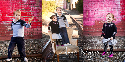 Children-railroad-urban-photos